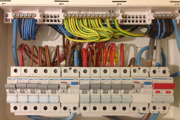 Photo from wiring